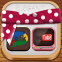 Elegant - GO Launcher Theme icon