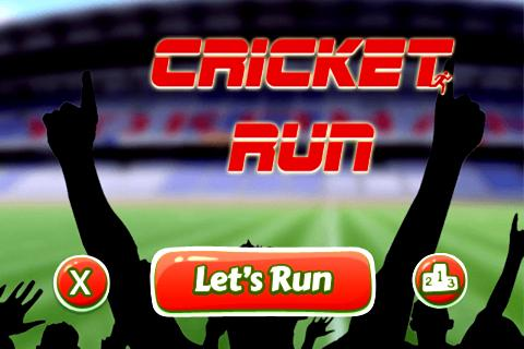 Cricket Run