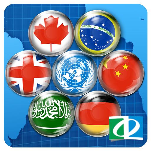 World National Anthems & Flags 音樂 App LOGO-APP試玩