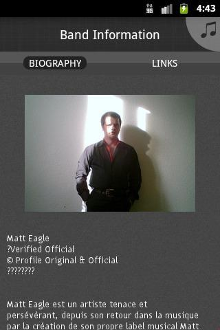 Matt Eagle - screenshot
