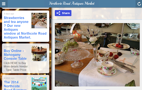 Northcote Antiques screenshot 5