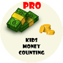 ACKAD Kids Money Counting Pro icon