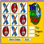 My Tic Tac Toe Game
