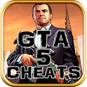 Grand Theft Auto V GTA 5 Cheat icon
