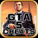 Grand Theft Auto V GTA 5 Cheat icon