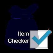 Itemchecker