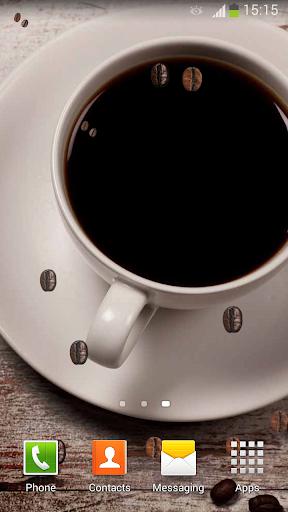コーヒー ライブ壁紙