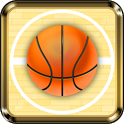 Basketball statistics icon