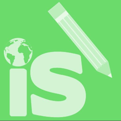 iSENSE Writer LOGO-APP點子