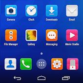 CM11 Huawei Ascend P7 theme