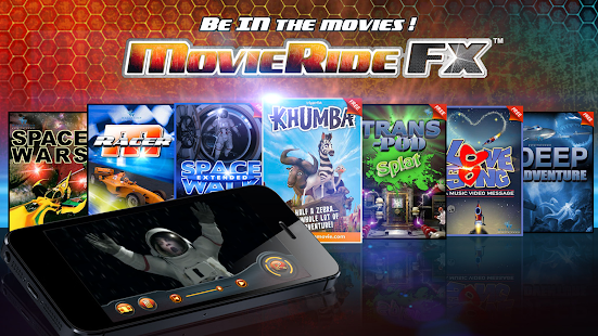 MovieRide FX- screenshot thumbnail