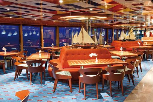 Costa-Muscadins-Buffet-Restaurant - The Muscadins Buffet Restaurant on Costa Deliziosa.
