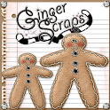 GingerScraps logo