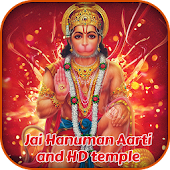 Hanuman Aarti And 3D Temple