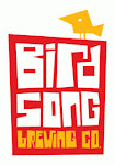 Logo of Birdsong Lazy Bird Brown