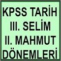 KPSS III. SELİM ve II. MAHMUT icon