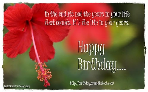 True Picture Birthday Cards- screenshot thumbnail