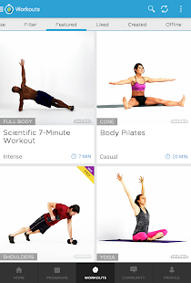Workout Trainer: fitness coach Screenshot 44