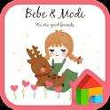 modi bebe garden dodol theme icon
