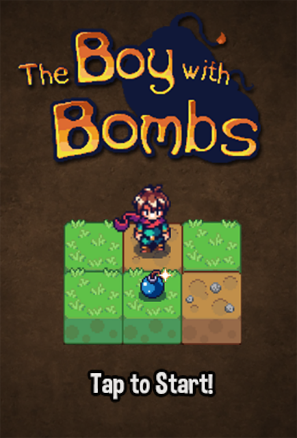 The Boy With Bombs- screenshot