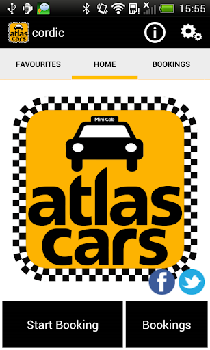 【免費交通運輸App】Atlas Cars of London-APP點子