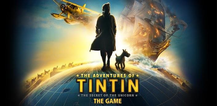 Приключения Тинтина (Adventures of Tintin) Тайна Единорога - игра на Андроид скачать