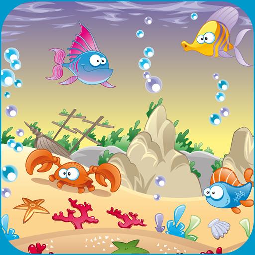 海底世界动态壁纸 個人化 App LOGO-硬是要APP