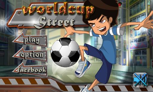 Worldcup đường phố