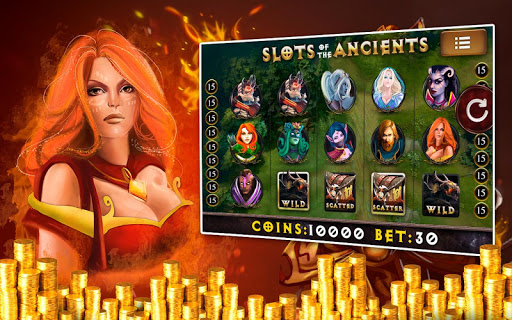 Ancients: Casino Slots Pokies