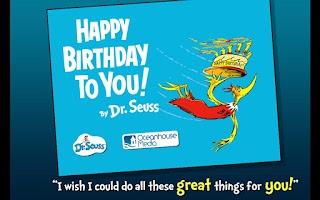 Screenshot of Happy Birthday To You!