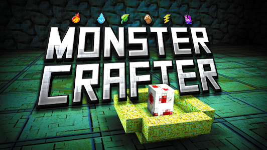 MonsterCrafter v1.6.7 Mod Money