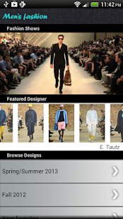 Men Fashion - screenshot thumbnail