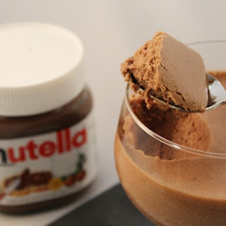 Nutella Mousse.