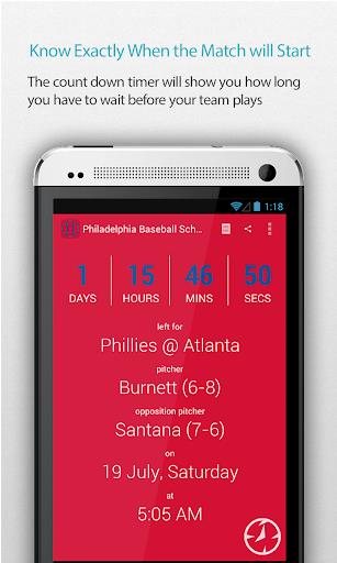 Philadelphia Baseball Schedule
