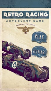 Classic Car Racing Retro FREE - screenshot thumbnail
