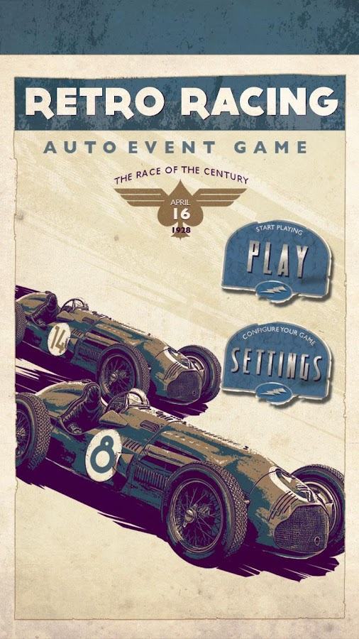 Classic Car Racing Retro FREE - screenshot