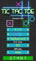 Screenshot of Tic Tac Toe Big