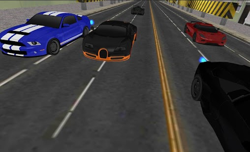 Car Racing 3D- screenshot thumbnail