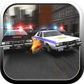 10-4 Police Car Joyride Racing