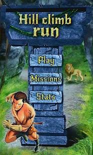 Hill climb Run