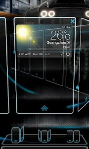 Next Launcher Theme SmartCar v1.3