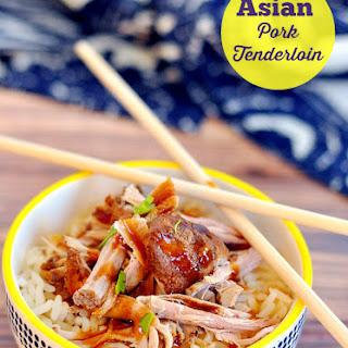 Asian Pork Tenderloin Recipe