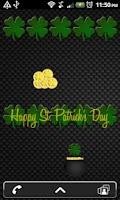 Screenshot of St. Patrick's Day Sticker Pack