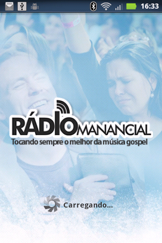 Rádio Manancial- screenshot