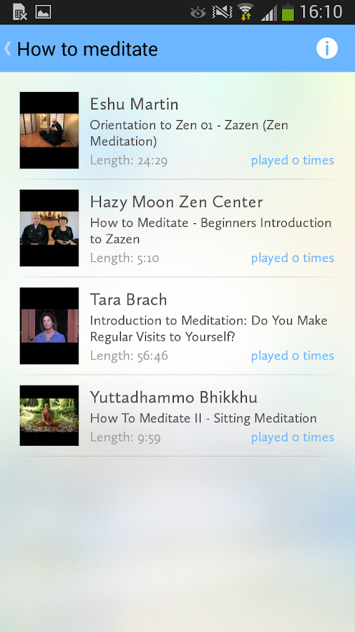 ZenFriend - Meditation Timer- screenshot