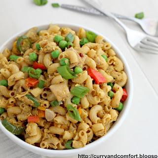 Tuna Curry Pasta Recipes.