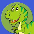 Dino Math Bingo icon
