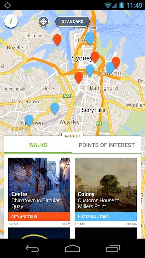Sydney Culture Walks