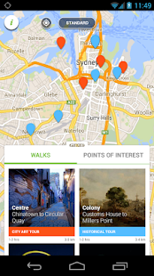 Sydney Culture Walks- screenshot thumbnail