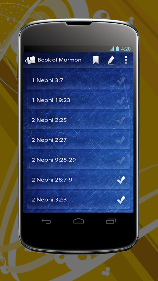 Scripture Mind- screenshot